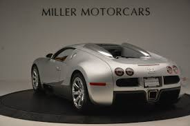 Number 7 of 12 sang noirs ever made, only one featured with a red interior. Pre Owned 2010 Bugatti Veyron 16 4 Grand Sport For Sale Special Pricing Bentley Greenwich Stock 7661c