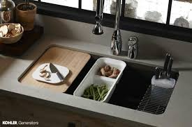 full size of architecture double bowl sink with sliding chopping board basket drying rack the