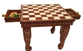 plastic chess table india antique chess table