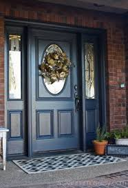 front door colors for beige houseImage result for blue gray paint colors exterior modern house