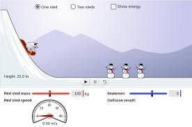 With the sled wars gizmo, you will explore the factors that affect the energy of a sled. How Does The Sled Wars Gizmo Demonstrate This Scientific Law Explain Brainly Com