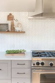 Large Tile Kitchen Backsplash 25 Best Ideas About Kitchen Backsplash On Pinterest Backsplash