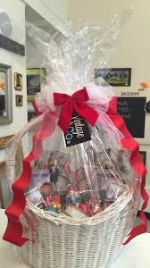 and this is the gift basket i donated to help