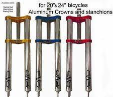 """<b>Aluminum 1</b>-<b>1/8</b> inch Threadless Forks 20"""" For Wheel for sale   eBay"""
