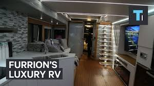Luxury By Design Rv This Luxury Rv Is Nicer Than Your Home Youtube
