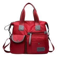 <b>Nylon Women</b> Waterproof <b>Messenger Handbag</b> Tote Reviews ...
