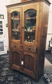 vintage oak pie safe hutch china cabinet for in mesa az offerup