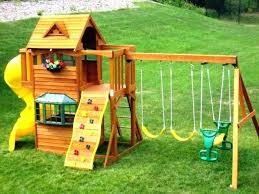 how to build a swing set build a swing swing set kits wooden child swing seat