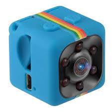 Quelima <b>SQ11 Mini</b> DV <b>Camera HD 1080P</b> Blue