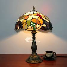 tiffany style table lamps style table lamp beautiful vintage stained glass lighting fixture tiffany style table lamps whole