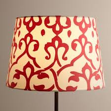 Patterned Lampshades Best An Easy Cheap DIY Lamp Shade Project JungalowJungalow In Patterned