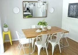 dining chairs room white leather chair incredible model ikea table and malaysia