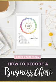 Business Astrology Chart Career Astrology Your Business Has A Birth Chart