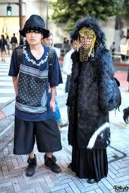 Harajuku Guys w Buffalo Flatforms MYOB Pin Nap Dog Nikki.