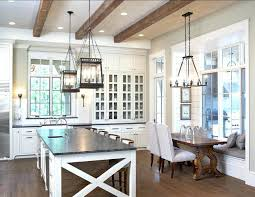 kitchen nook lighting. Breakfast Nook Lighting Beeindruckend Kitchen Ideas And Beautiful With White Cabinets Kitchennook Kitchenideas Houzz