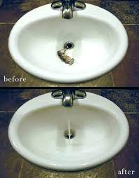 How To Clean Bathroom Sink Drain Mesmerizing Unclog Bathroom Sink Drain Bathroom Sink Drain Clogged How To Clean