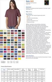 Amazon Com Comfort Colors C9018 Youth Ringspun T Shirt