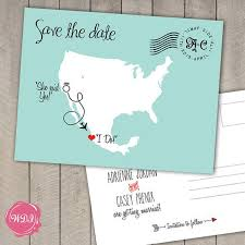 best 10 wedding save the dates ideas on pinterest save the date Save The Date Cards Ideas For Weddings destination wedding save the date postcard us & mexico travel theme custom i do she said yes printable diy save the date cards ideas for weddings