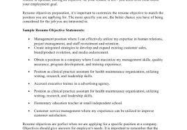 Housekeeper Resume Objective Template Design Objectives Sampl