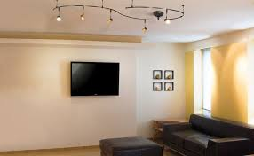 track lighting in living room. Wonderful Track How To Build A Track System Throughout Lighting In Living Room M