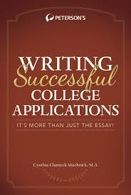 writing successful college aps cynthia muchnick writing successful college applications