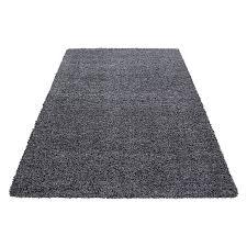 Hochflor Shaggy Teppich Für Wohnzimmer Langflor Pflegeleicht