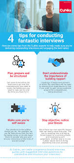 Tips To Interview Expert Tips For Conducting Fantastic Interviews Infographic