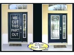 replace glass in front door replacing glass in doors glass replacement for front door glass insert