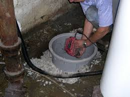 sump pump installation crawl space. Perfect Space A Nasty Crawl Space With Rot Mold And Serious Moisture Problems Throughout Sump Pump Installation Crawl Space A