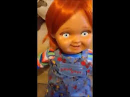 life size chucky doll lifesize chucky good guy doll unbox youtube
