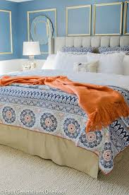 get busy with summertime bedding