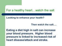 Hypertension Canada Dietary Sodium Program Blood Pressure
