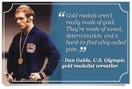 Dan Gable Quotes Cool Dan Gable And The Ten Commandments Of Wrestling Vermont Wrestler