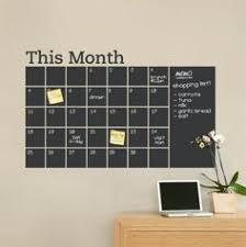 diy office wall decor. Interesting Decor Create A Simple Wall Calendar To Organize All Your Kidsu0027 School Events And  Activities Using Stickon Decorative Chalkboard Decals In Diy Office Wall Decor R