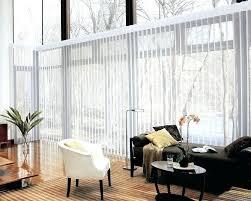 elegant window coverings for sliding glass doors modern sliding glass door