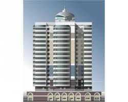 Купить дипломный Проект № Многоэтажный жилой дом с ух  Проект №2 86 Многоэтажный жилой дом с 2 ух уровневой автостоянкой в