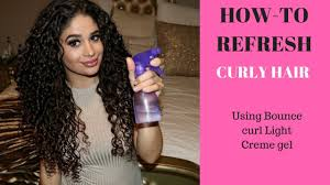 Bounce Curl Light Creme Gel Discount Curly Videos Styling Tips Methods More Bounce Curl