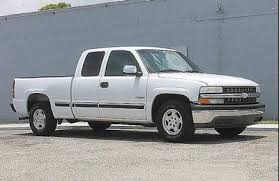 Used 2001 Chevrolet Silverado 1500 LS Extended Cab Extended Cab ...