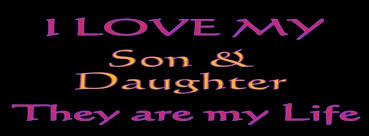 Son Daughter Facebook Covers Son Daughter FB Covers Son Fascinating I Love My Daughter Quotes For Facebook