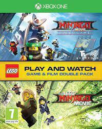 Warner Brothers - The LEGO Ninjago Movie: The Videogame & The LEGO Ninjago  Movie (Blu-Ray) Double Pack /Xbox One (1 GAMES): Amazon.de: Games
