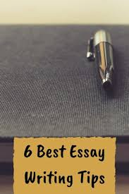 best tips and tricks for writing essay