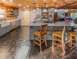 kitchen design and remodel project rustic chic log cabin