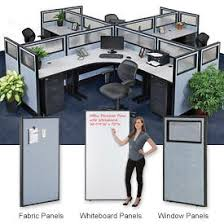 room dividers office. Interion® Standard Office Cubicle Partitions Room Dividers Office R
