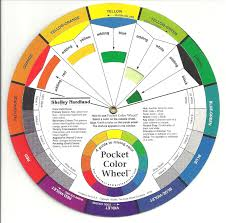 Color Psychology: Cool Tertiary Hues