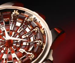 there s power in symbolism and when it comes to roger dubuis excalibur knights of the round table that symbolism takes on a deeper meaning given its
