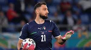 Gianluigi Donnarumma: Italy goalkeeper ...