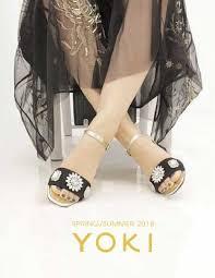 Yoki Size Chart Yoki Spring Summer 2018 By Yoki Group Issuu