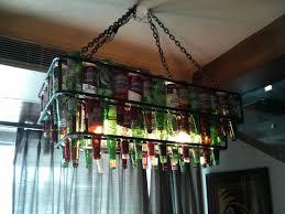 photo 6 of 8 beer bottle chandelier kit diy beer bottle chandelier kit home design ideas 6