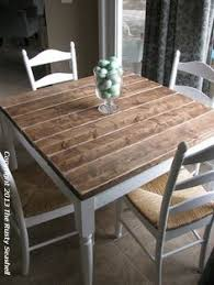 small square kitchen table: diy farmhouse table date night it was timebeyond timefor a new breakfast table we searched high and low for a tradit