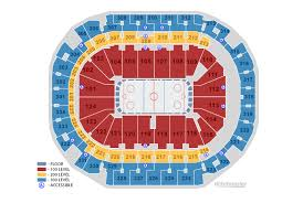 Ohio Stadium Seating Chart With Seat Numbers Seating Maps American Airlines Center